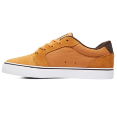 Tênis DC Shoes Anvil LA Brown - comprar online