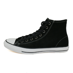 Tênis Converse Hi Chuck Taylor All Star Black White