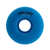 Roda Mini Logo Color Azul 52mm