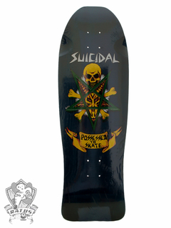 Shape Dog Town X Suicidal Old School Marrom 9.5""