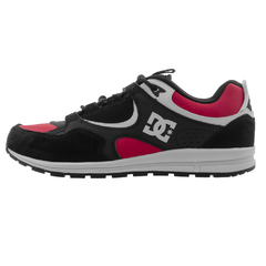Tênis DC Shoes Kalis Lite Light Black Athletic Red White