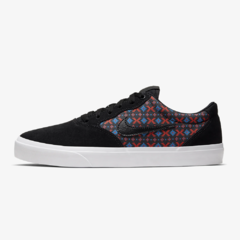 Tênis Nike SB Chron Solarsoft Black Bright