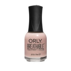 "Esmalte ORLY BREATHABLE ""Sheer Luck"""