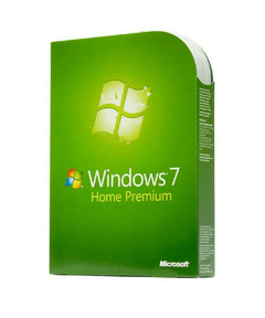 WINDOWS 7 – Home Premium SP1