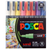Caneta Posca Kit PC 3M Estojo com 16 Canetas