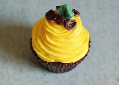 Cupcake Abacaxi & Chocolate - comprar online