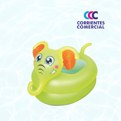 PICINA INFLABLE BEBÉ ANIMALES