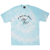 Camiseta TIE DYE Azul I don't Care
