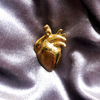 Pin / Broche Real Heart