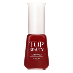 Esmalte Cremoso Fuego - Top Beauty
