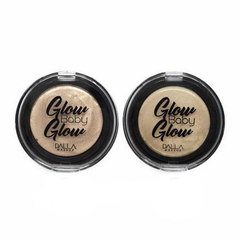 Pó Iluminador Facial Pocket Glow Baby Glow - Dalla Makeup