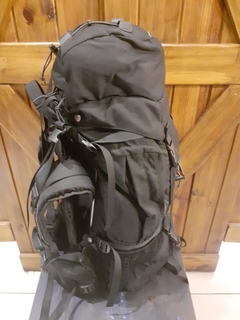 MOCHILA TIROL 55 + 10 L OUTSIDE (BM2020) - Camping Shop