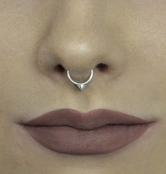 002 Piercing Septo Daith Triangular - loja online