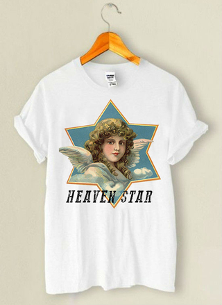 Camiseta Heaven Star