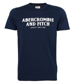 Camiseta masculina Abercrombie & Fitch Strond