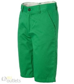 Bermuda infantil masculina The Children's Place Full Green