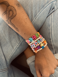 Pulseira Beads Peace na internet