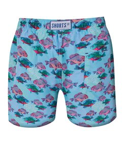 Rio Cut Cyan Fish - buy online