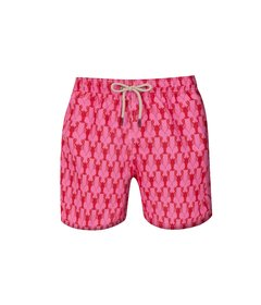 Kids Shorts Pink Lobster