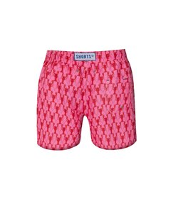 Kids Shorts Pink Lobster - buy online