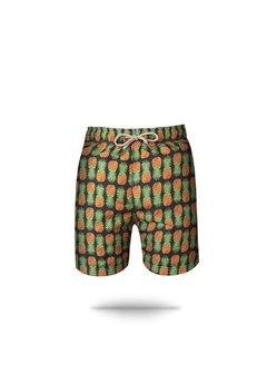 SHORTS REGULAR ABACAXI