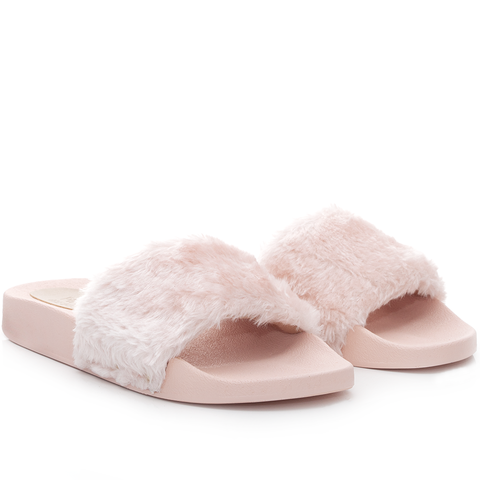 Cuddly Slide Pink