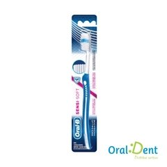 Escova Dental Oral B Sensi Soft 35