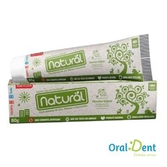 Creme Dental Natural Glicerina Vegetal - comprar online