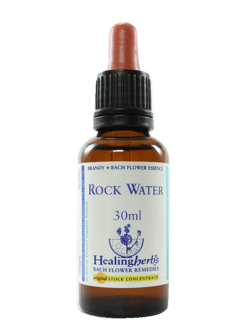 ROCK WATER FLORAL DE BACH 30ML