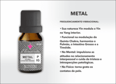 OLEO ELEMENTO METAL 10ML