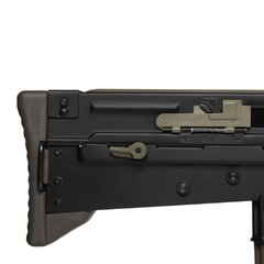RIFLE DE AIRSOFT ELÉTRICO AEG R85A1 FULL METAL BLOWBACK 6MM - ARMY