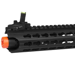 RIFLE DE AIRSOFT ELÉTRICO AEG M4 LPA R FULL METAL BLOWBACK 6MM - APS CONCEPTION na internet