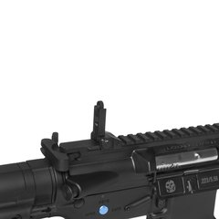 RIFLE DE AIRSOFT ELÉTRICO AEG GHOST PATROL 6MM - APS CONCEPTION - comprar online
