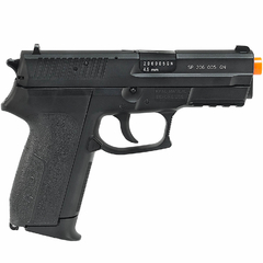 PISTOLA DE AIRGUN À GÁS CO2 SIG SAUER SP2022 SLIDE METAL GNB 4,5MM CYBERGUN - comprar online
