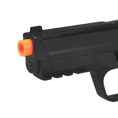 Imagem do PISTOLA DE AIRSOFT SPRING MP40 G51 SLIDE METAL 6MM - GALAXY