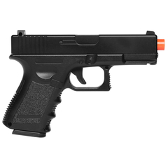 PISTOLA DE AIRSOFT SPRING G15 FULL METAL 6MM - GALAXY - comprar online