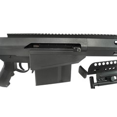 RIFLE DE AIRSOFT SPRING SNIPER BARRETT M82A1.50 6 MM - GALAXY - loja online