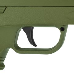 PISTOLA DE AIRSOFT SPRING G39G GREEN FULL METAL 6MM - GALAXY na internet