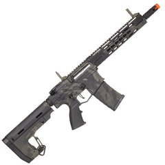 RIFLE DE AIRSOFT PHANTOM EXTREMIS MARK-IMULTICAM BLACK ELÉTRICO AEG 6MM  APS CONCEPTION - comprar online