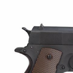 PISTOLA DE AIRSOFT À GÁS GBB GREEN GÁS 1911 A-VERSION GEN 2 FULL METAL BLOWBACK6MM - WE - QG Airsoft | A Maior Loja de Airsoft do Brasil | Tudo para Airsoft