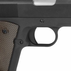 PISTOLA DE AIRSOFT À GÁS GBB GREEN GÁS 1911 A-VERSION GEN 2 FULL METAL BLOWBACK6MM - WE - loja online