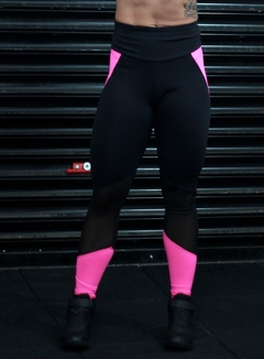 Legging Out Side Pink