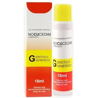 NOCUCEDIM GEL DESSENSIBILIZANTE 18ML SECRET LOVE