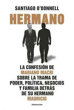 HERMANO - SANTIAGO O'DONNELL