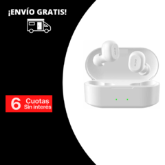 Auricular QCY Pod T2C White 109671