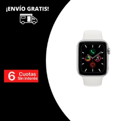 IWatch Serie 5 44mm Silver 109305