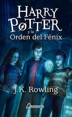 Harry Potter y la Orden del Fénix (HP 5)