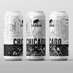 """Chicago"" Cream Ale - Lata 473ml"