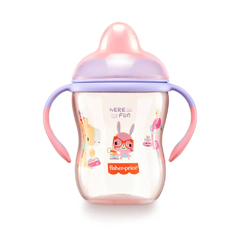 Copo Treinamento First Moments 270ml - Fisher Price
