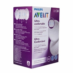 Absorvente Ultra Comfort 24 Unidades - Philips Avent